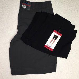 2 pairs 32 Degrees Cargo shorts